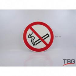 "Panneau ""Défense de fumer"""